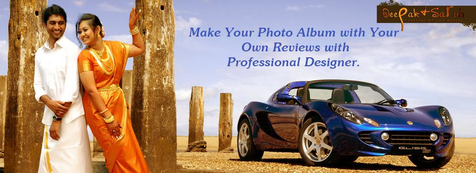Albumkart Online Photo Book Design