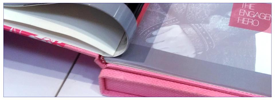 Thin and Smooth Photo Album Paper Materials