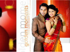 Srilanka Wedding Photography Design Album Book