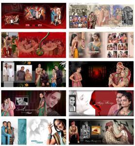 Wedding Album Design Method India Style