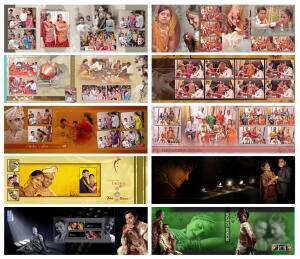 Wedding Albums & Premium Photobooks From Albumkart