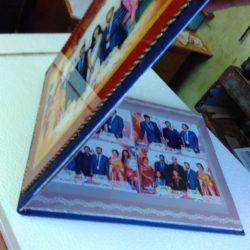 Gloss Material Hard Cover Books