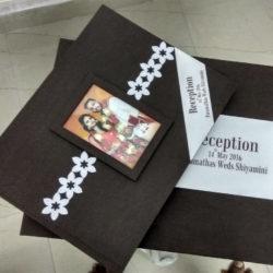 Uniform Design for Your Album and Box